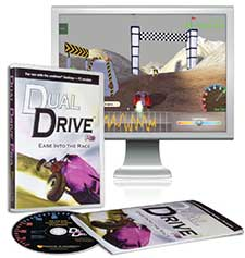 [Dual Drive Pro for emWave Desktop/Pro (PC Version)]
